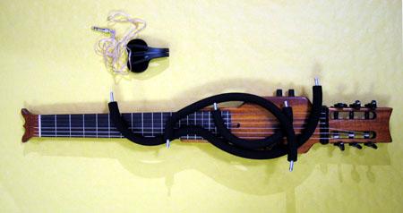 guitare classique silencieuse