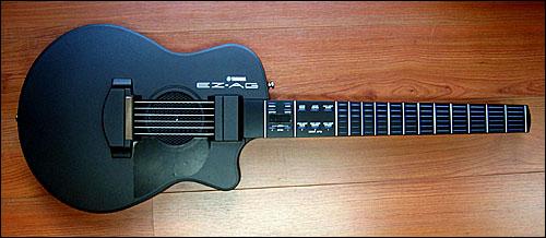 article yamaha ez ag la guitare midi d 39 avant garde. Black Bedroom Furniture Sets. Home Design Ideas